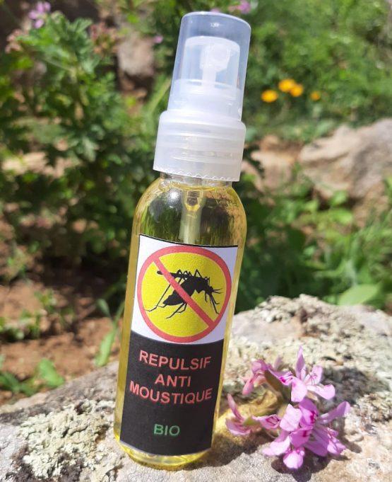 Répulsif anti moustique